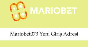 mariobet073giriş