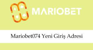 mariobet074giriş