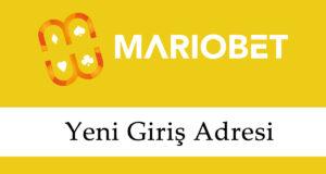 Mariobet0100 Yeni Giriş Adresi – Mariobet Giriş Linki