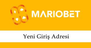 Mariobet231 Giriş Adresi - Mariobet 231 Direkt Giriş