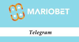 Mariobet Telegram